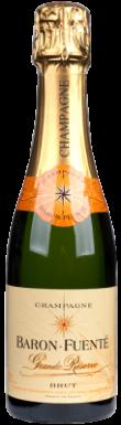 Baron Fuente Champagne Grande Reserve 0.375 LTR-583